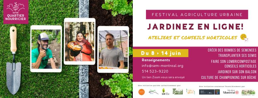 Festival de l'agriculture urbaine