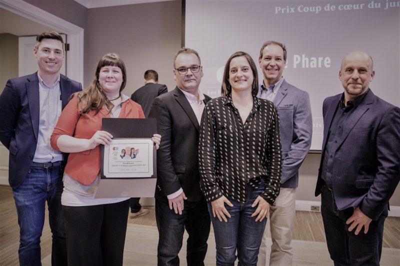 Photo Prix d'impact